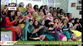How was Dr Shahid Masood's Childhood