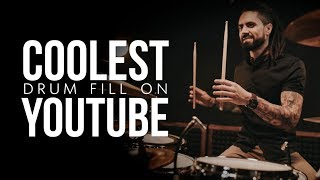 The Coolest Drum Fill on YouTube | Drum Lesson w/ OrlandoDrummer