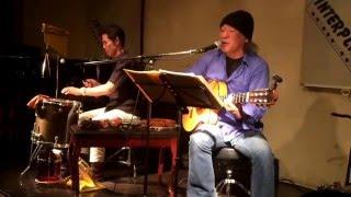 藤竜也 作詞 エディ藩作曲の名曲をボサノバのリズムでしっとり歌ってい...