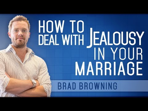 how to deal with relationship jealousy
