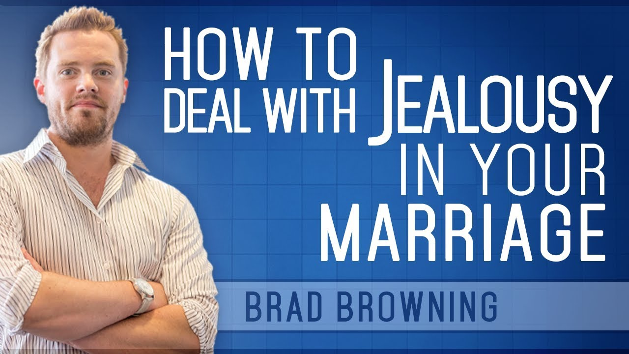How to get over jealousy in a marriage