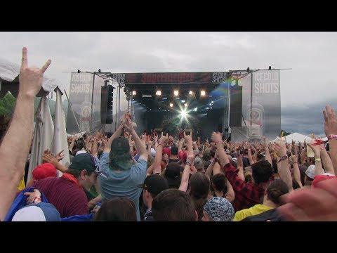 ROCKFEST 2017 - KILLSWITCH ENGAGE live @ Montebello - 23/06/2017