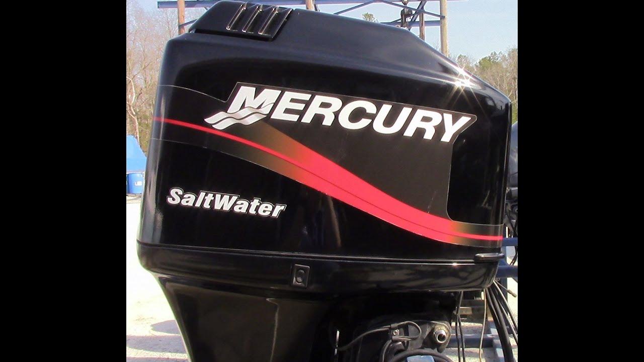 medium resolution of 6m5448 used 2001 mercury 200xl 200hp 2 stroke outboard boat motor 25 shaft