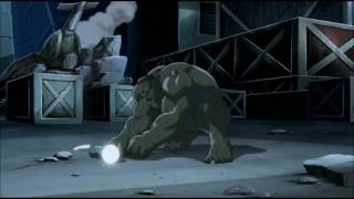 Hulk Can Lift Thor's Hammer