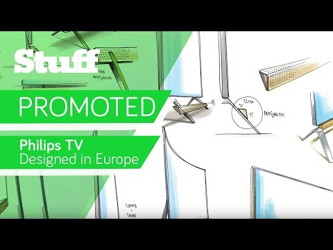 Promoted: Philips – the four cornerstones of European TV Design
