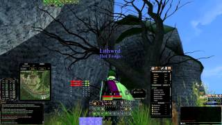 [Ep#4] Dark Age of Camelot in 2016 - Leveling 31-35 (Shrouded Isles, DF) & taking keep