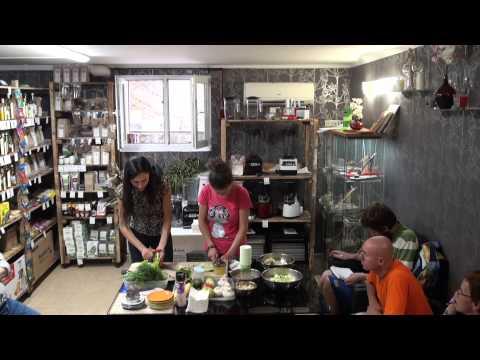 Сыроедческий Оливье в Сочи рецепт (немного о природном земледелии)