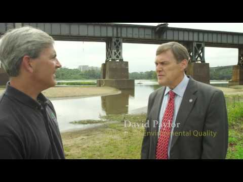 Dumping Ground to Best River Town; 40 years of Progress on the James River