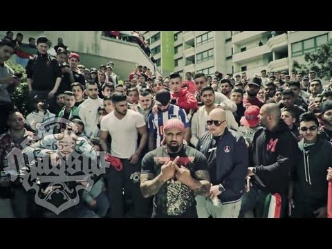 MASSIV FEAT. CELO & ABDI - GHETTOLIED INTIFADA (OFFICIAL HD VERSION)