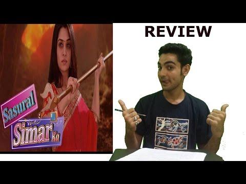 sasural simar ka review ( Must watch)