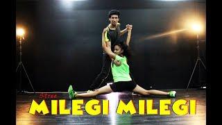 Milegi Milegi Dance Cover | Mika Singh | Stree | Mohit Jain's Dance Institute MJDi