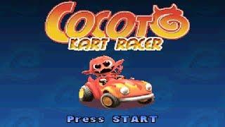 Nintendo DS Longplay [011] Cocoto Kart Racer