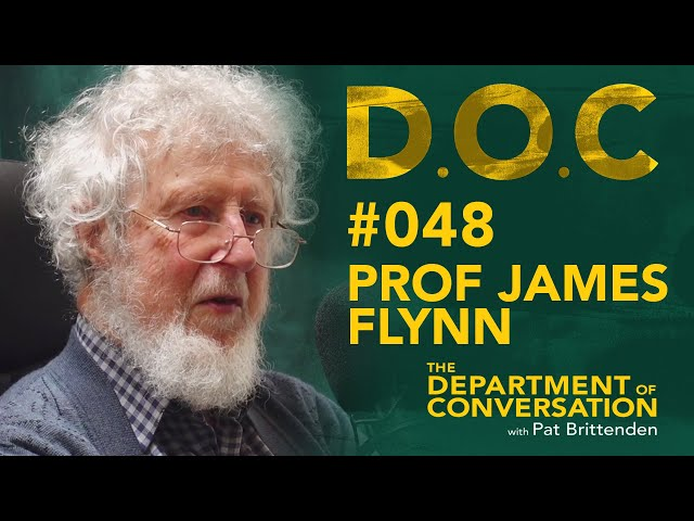 Prof James Flynn : In Defense of Free Speech : DOC #048