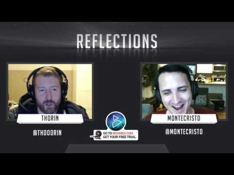'Reflections' with MonteCristo (2nd appearance)