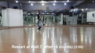 Lost in Japan Line Dance