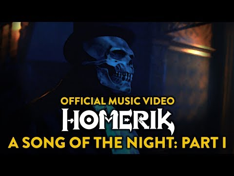 A Song of the Night: Part I - Official Music Video (4K)