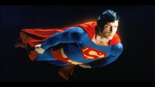 SUPERMAN THE MOVIE 1978 tribute-(FAN-EDIT) Christopher Reeve - John Williams - comic book -