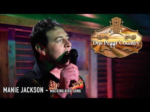MOCKINGBIRD SONG – MANIE JACKSON