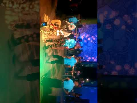 Mjikijelwa Perfoming live at VUT Amphitheatre