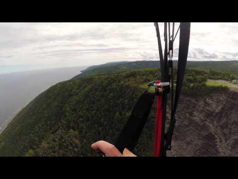 Paramotor Adventure - 184 - MSP 1st engine off soaring (55 minutes)