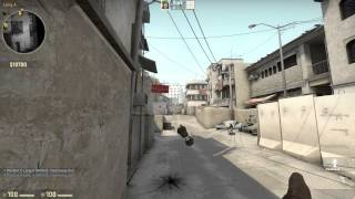 CS:GO Over the Shoulder Pop Flash