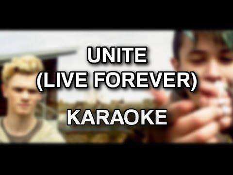 Bars and Melody - Unite (live forever)[karaoke/instrumental] - Polinstrumentalista