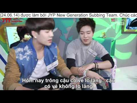 [Vietsub] GOT7 - After School Club (Behind The Scenes) 25 06 14
