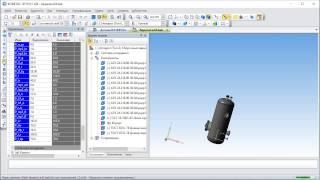 Использование переменных в Компас-3D (параметризация)