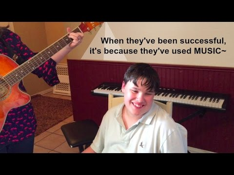 VIDEO: A Music Therapy Mini Case Study in Texas