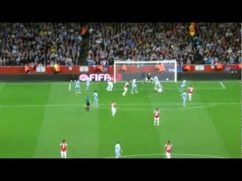 Ignasi Miquel Bicycle Kick vs Coventry 27/09/2012
