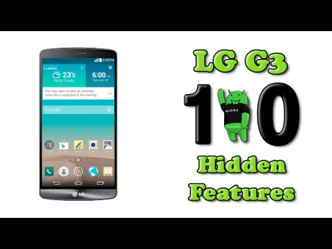 10 Hidden Features of the LG G3 You Don