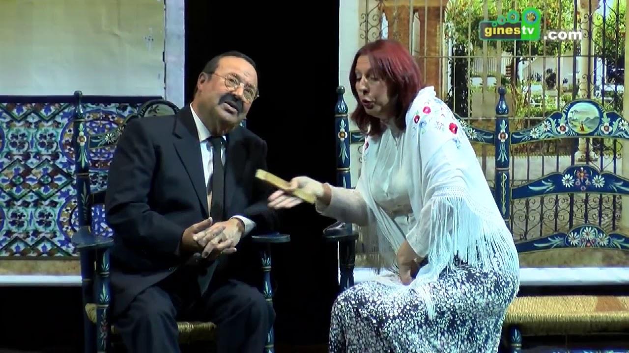 La Asociación Teatral Releñe puso en escena este fin de semana la obra 'Las campanas del Carmen'