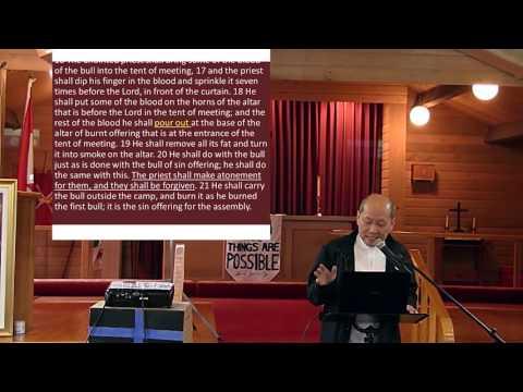 Covenant of Levi 51 Pastor Bernard Lee JEM Church Dec 31 2015