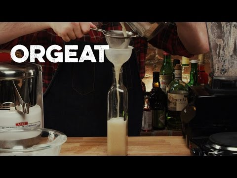 How to Drink: Orgeat