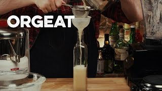 Orgeat  How to Drink