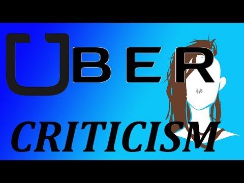 Uber Criticism