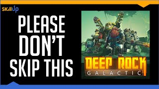 Deep Rock Galactic Is Seriously Great (Review) (Video Game Video Review)