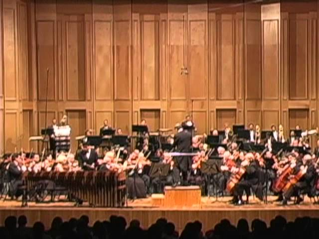 Takayoshi Yoshioka Marimba Concerto No. 1 (2nd Mov.) by Julian Romero Pacheco Videos De Viajes