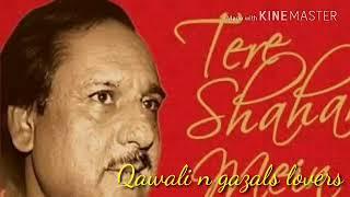 Ghulam ali best gazal Hum tere shehar main aye hai / USTAAD GHULAM ALI KHAN / HQ music