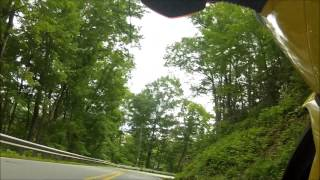 NC-209S The Rattler Part One Hot Springs to Bluff 2003 Honda CBR600...