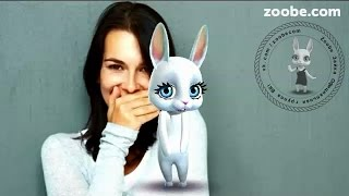 Zoobe Зайка Скучала в очереди