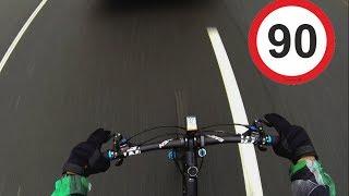93 км/ч на велосипеде(92.9 км/ч на горном велосипеде с горы ----------------------------------------- |GPS под описанием ниже| -----------------------------------------..., 2014-04-21T10:10:46.000Z)