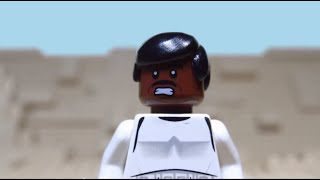 LEGO Star Wars Episode VII Trailer The Force Awakens