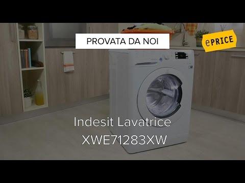 Video Recensione Lavatrice Indesit XWE71283XW