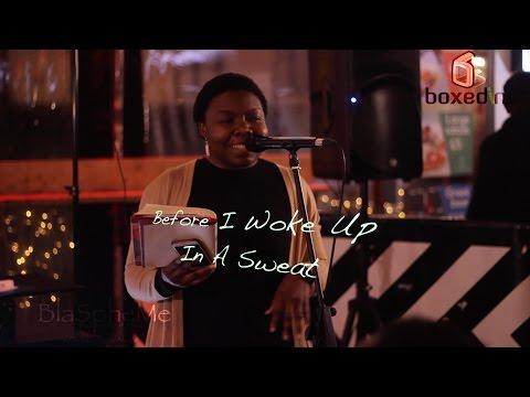 BoxedIN / Tolu Agbelusi - Before I Woke Up...  (@ToluAgbelusi @BlaSpheMeTV) - SpokenWord Poetry