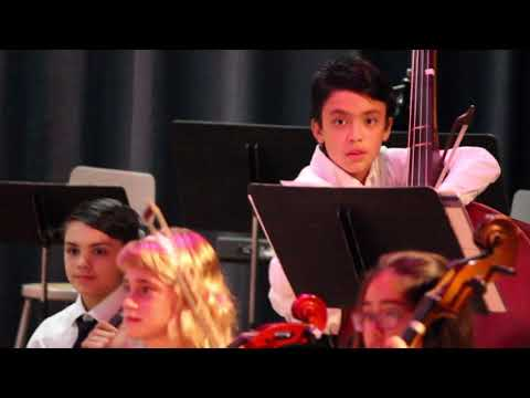 Fall Orchestra November in 16 2017 Standley Middle School