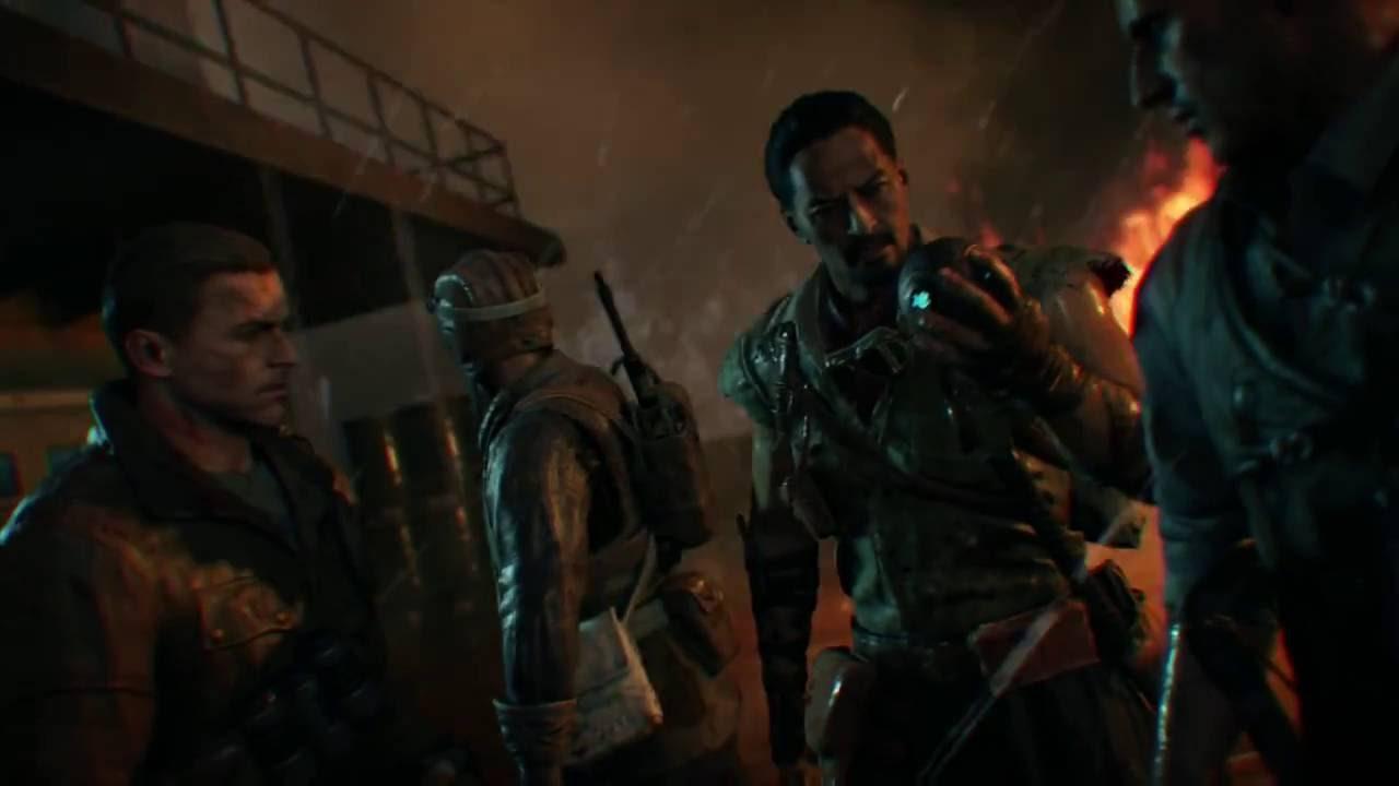 決勝時刻:黑色行動3 殭屍模式│Call of Duty: Black Ops III 開場 (Zetsubou No Shima) - YouTube