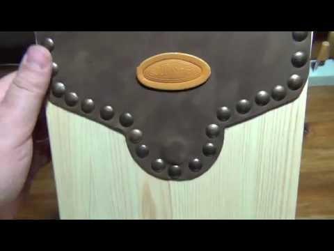 Самодельный шорник для шитья кожи. Плюс обновление мастерской и болтовня:)