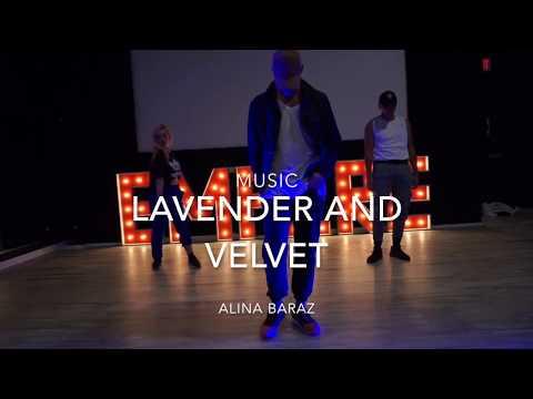 Alina Baraz  Lavender And Velvet  Jeremy Finney Choreography