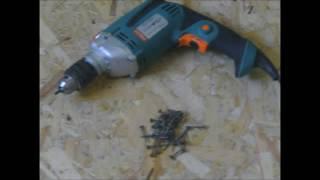 Как поклеить плитку на деревянный пол(Интересная идея помогает покрыть пол керамической плиткой в помещениях с деревянным полом., 2016-08-22T10:27:23.000Z)